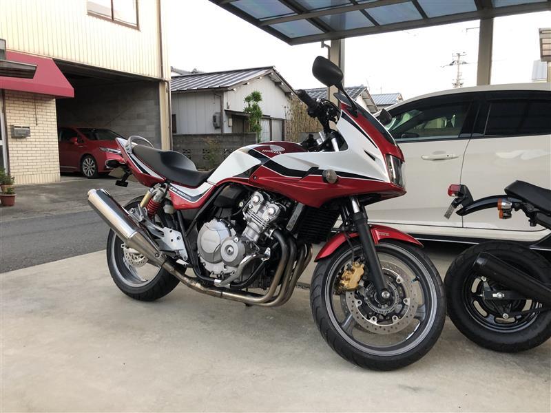 ホンダ CB400 SUPER BOL D'OR HYPER VTEC Revo