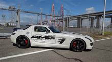 63(ロクサン)さんのSLS AMG 左サイド画像