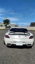 63(ロクサン)さんのSLS AMG リア画像