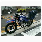 muku204さんのYBR125G