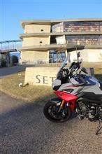 SiSoさんのTRACER900 リア画像