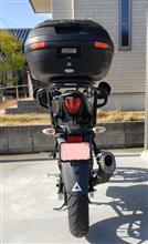 カローワークさんのGSX-S125 ABS リア画像