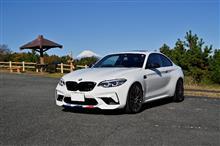 tn83200さんの愛車:BMW M2 クーペ