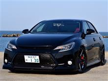 まっちゃもなかさんの愛車:トヨタ マークX G's