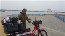 Mr.HOTARUさんのハンターカブ リア画像