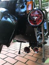 ヴァナゴンT4'95さんのStar deluxe 4S 200cc インテリア画像