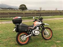 ファイナルオレンジさんの愛車:ヤマハ セロー250