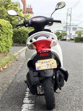 ちょしくんさんのX-PRO 風50 リア画像