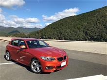 ヒゲたぬきさんの愛車:BMW 1シリーズ ハッチバック