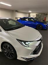 LIN LINさんの愛車:トヨタ カローラスポーツ