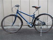 とりぃ。さんのクロス自転車 メイン画像