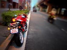 naniwadannaさんのMH900e リア画像
