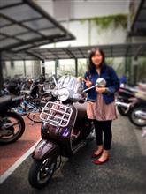 naniwadannaさんのLX125ie Touring メイン画像