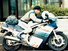 naniwadannaさんのGSX-R750(GR71F) 左サイド画像