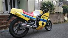 chanpuさんのGSX-R400 リア画像