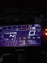 けろスパさんのGSX-S1000S KATANA インテリア画像