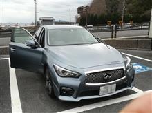 masasama2さんの愛車:日産 スカイライン ハイブリッド
