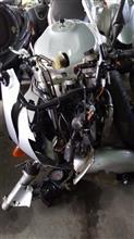 NCオペさんのVTR1000F インテリア画像