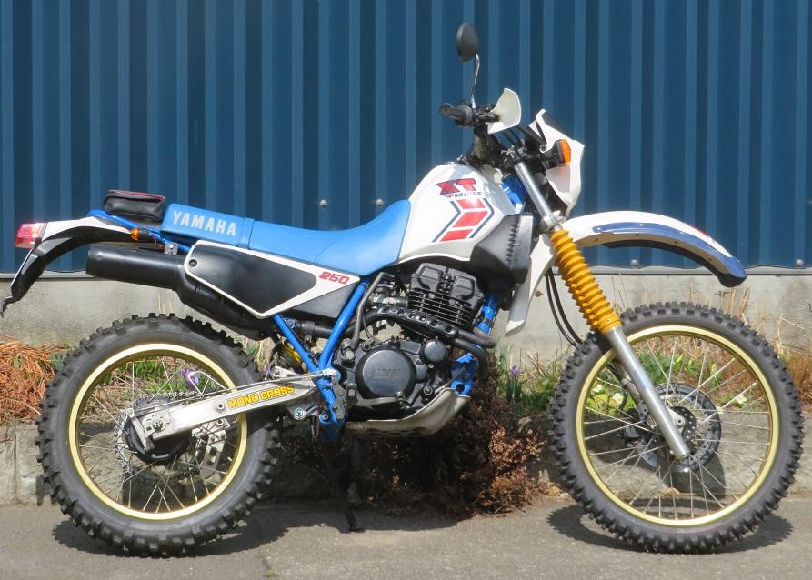 ヤマハ XT250T