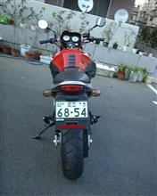 ShimoKen-WorksさんのライトニングX1 リア画像
