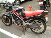 ShimoKen-WorksさんのVT250Z リア画像