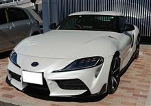white sharkさんの愛車:トヨタ スープラ
