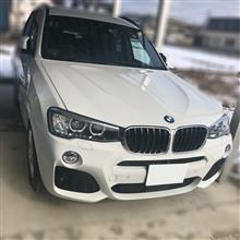 たけし1980さんの愛車:BMW X3