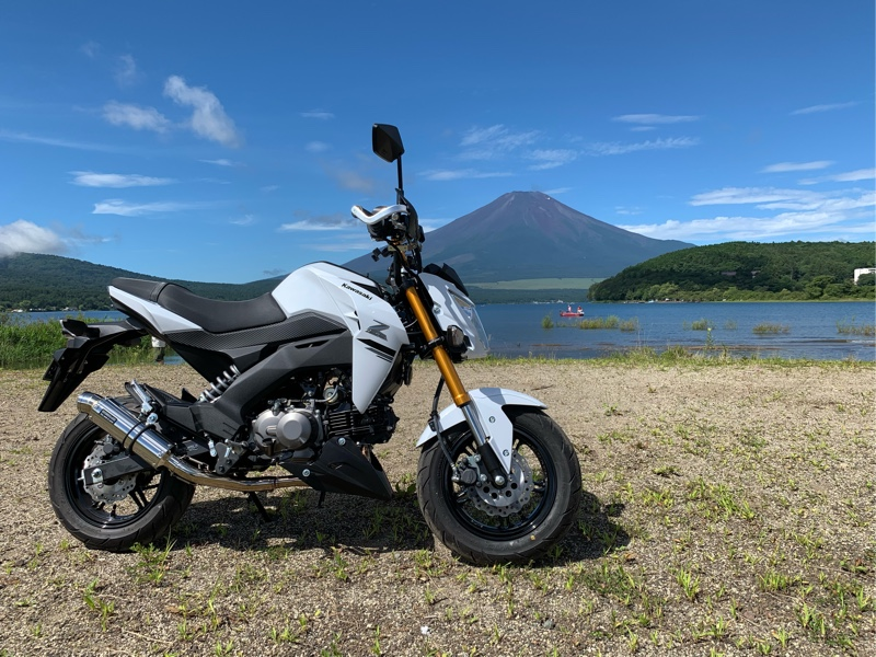 カワサキ Z125