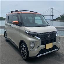 エコ呂爺さんの愛車:三菱 eKクロススペース