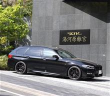 五右衛門@HighwayStarさんの愛車:BMW 5シリーズ ツーリング