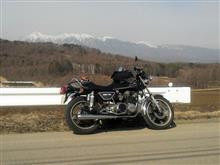 YAMAHA GX750-4さんのGX750 左サイド画像