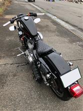 TA- KAさんのXL883L リア画像
