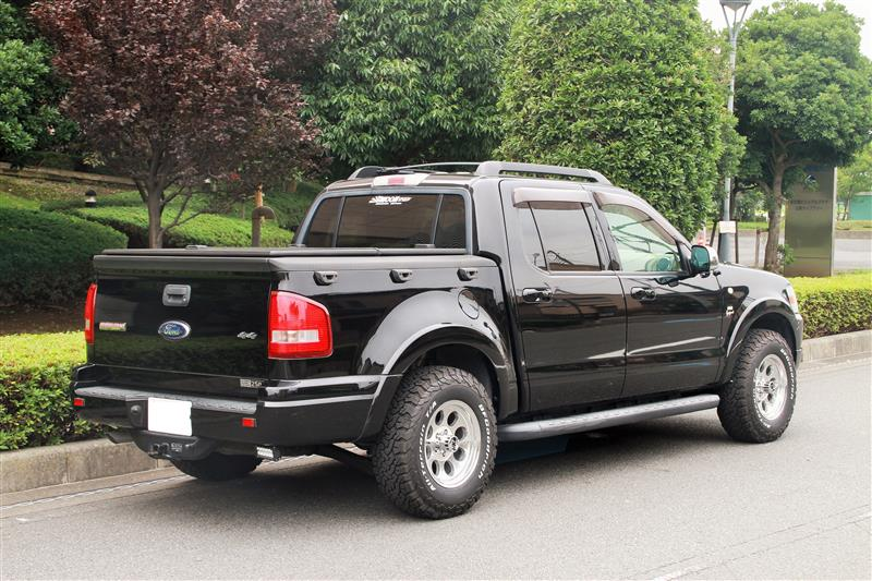 フォード エクスプローラースポーツトラック