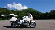 ヒサブサ★BMW X3 /K1200GTさんのR1150RT 左サイド画像