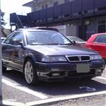 ローバー 200シリーズ クーペ
