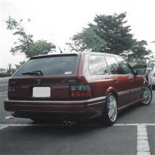M工房さんの400シリーズ ワゴン リア画像