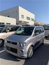 シケモクの銀さんの愛車:三菱 eKスポーツ