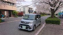 鷹目タクシーさんの愛車:スバル ジャスティカスタム