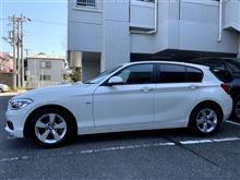 mf325さんの愛車:BMW 1シリーズ ハッチバック