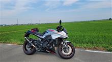 ともゆりさんのGSX-S1000S KATANA メイン画像