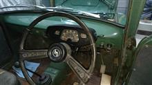 habachinさんのポータートラック インテリア画像