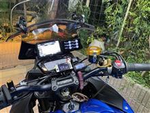 碧いウサギさんのGSX-S1000F ABS インテリア画像