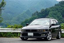 Taku33さんの愛車:三菱 レグナム
