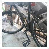 にしゅもさんのCORVETTE  クロスバイク AL-CRB7006-GLOW