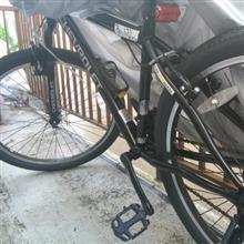 にしゅもさんのCORVETTE  クロスバイク AL-CRB7006-GLOW メイン画像