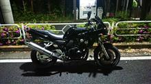 ☆ノーラ☆さんのFZ400 左サイド画像