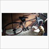 ネ申矢豆さんのCORVETTE  クロスバイク AL-CRB7006-GLOW