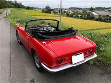 FIAT500DさんのS600 リア画像