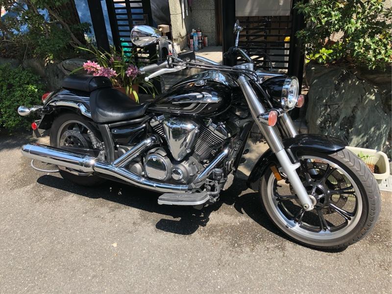 ヤマハ XVS950A