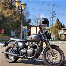冨岡雅也さんのボンネビルT120 メイン画像